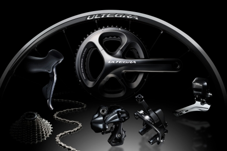 Ultegra 6870 Series group