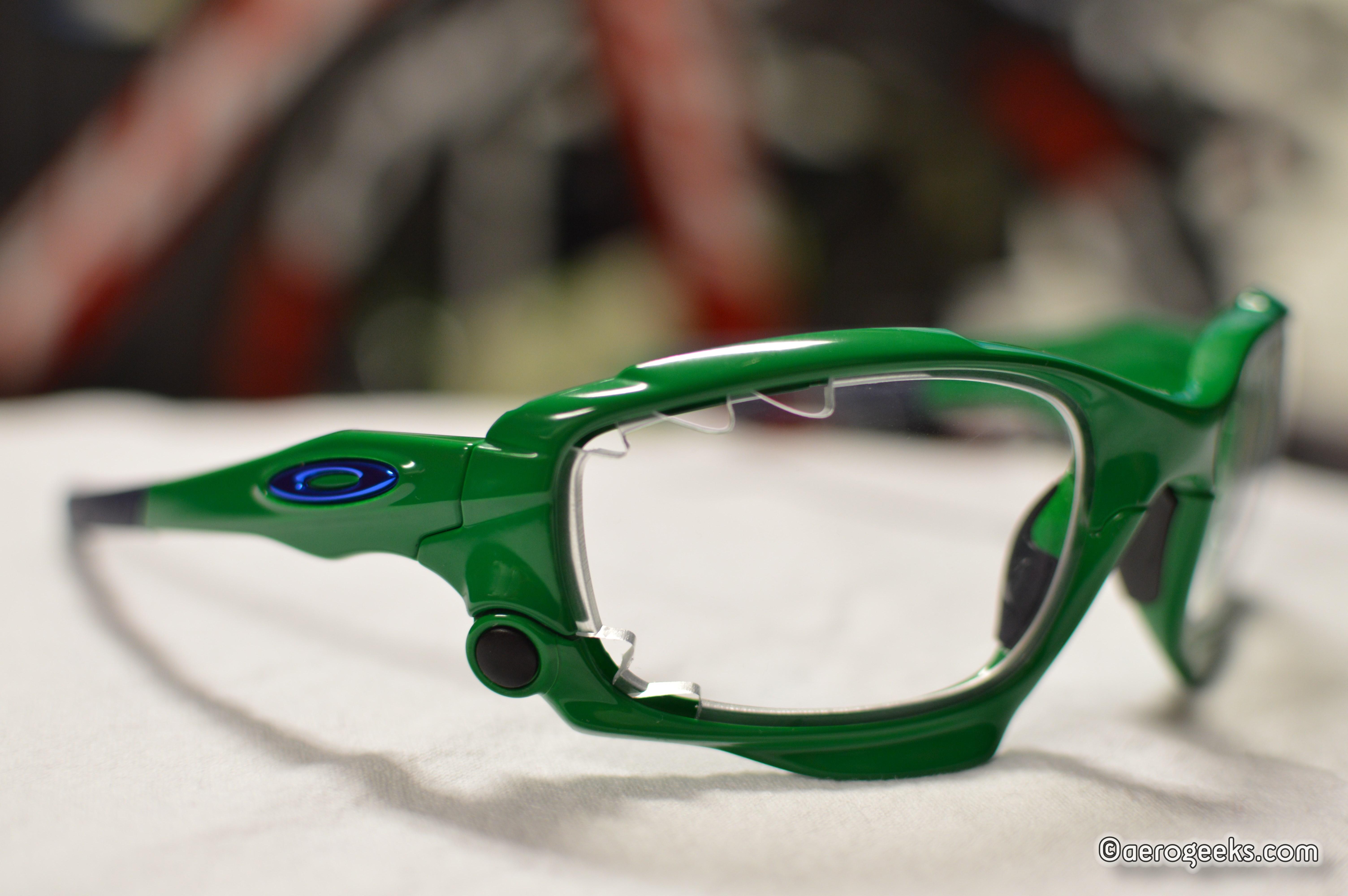 racing jacket oakley hs41  SportRx Prescription Lenses  First Ride  AeroGeeks