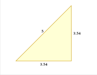original triangle